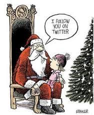 SantaIFollowYouOnTwitter