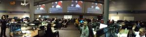 "Peeps in the EOC, check out the power of social media: ""Say Aloooooooooha!"""
