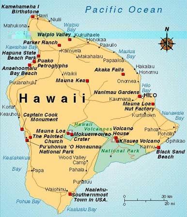 Tsunami Warning Are You On Hawaii Big Island Hilo Kona