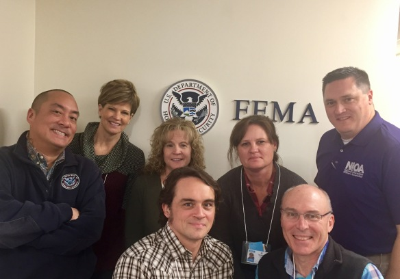 2018 FEMA Master Public Information Officer (MPIO) Cohort-1