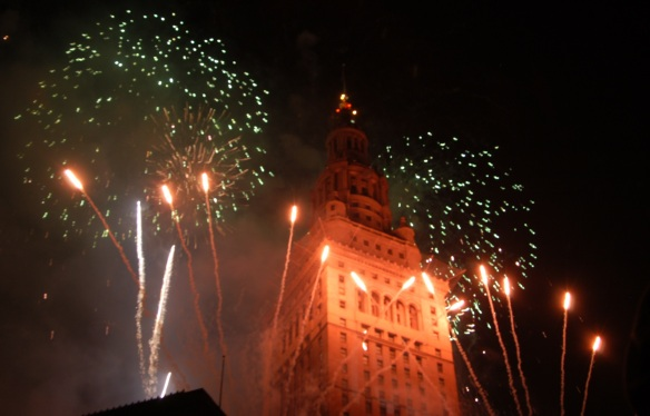 Cleveland, Ohio - 4th of July!
